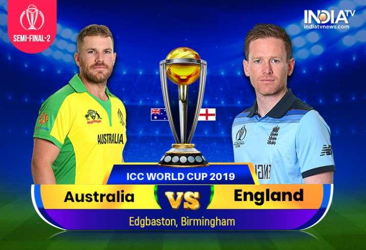 Live World Cup Semi-final Match, Australia vs England: Watch AUS vs ENG Live Cricket Streaming Onlin