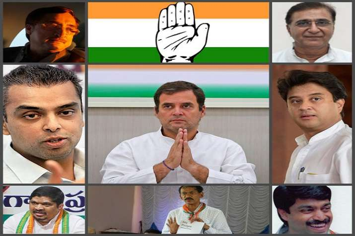 Congress Party restructuring: List of leaders who have quit