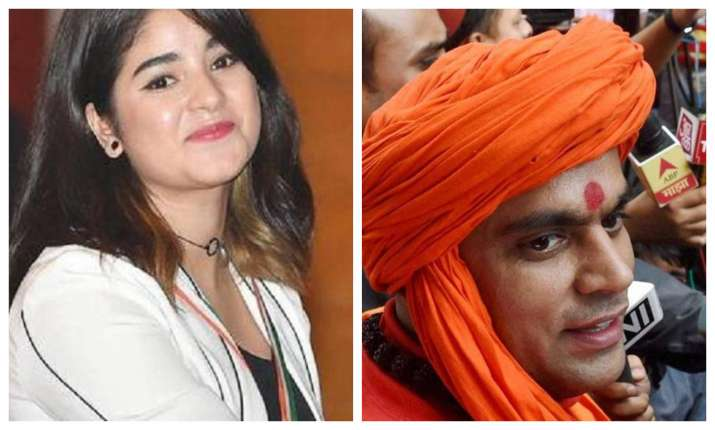 Hindi actresses should take inspiration from her: Swami