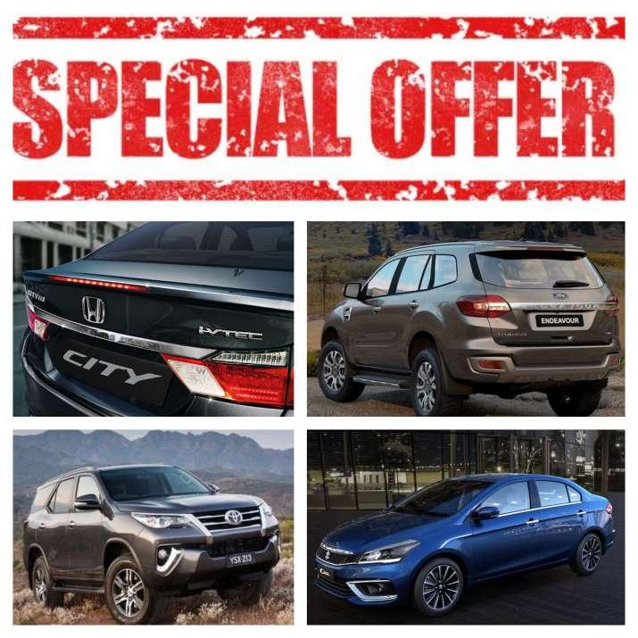 Monsoon Car Offers: Honda, Hyundai, Maruti Suzuki among