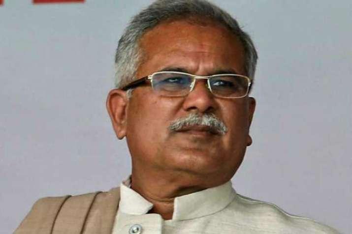 Chhattisgarh Chief Minister, Bhupesh Baghel