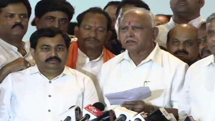 Advantage BJP in Karnataka as Congress-JD(S) loses trust
