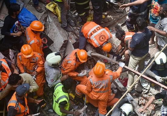 Mumbai building collapse: Onus on MHADA or BMC? Yet another