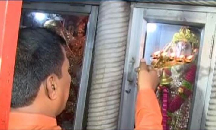 Delhi temple vandalism case: New idols to be placed at Lal