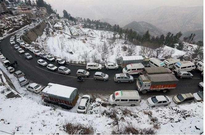 Himachal accident prone roads: Over 4,000 black spots