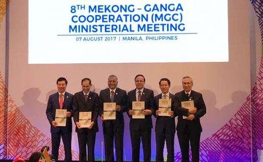 Mekong Ganga Cooperation meet discusses draft action plan