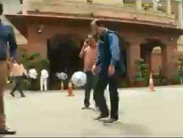 India Tv - TMC MP Prasun Banerjee
