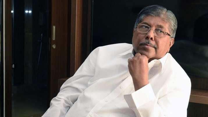 Chandrakant Patil appointed BJP's Maharashtra chief