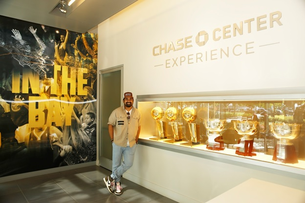 India Tv - Chase Centre – The new home venue of the Golden State Warriors – The Basket Ball Team