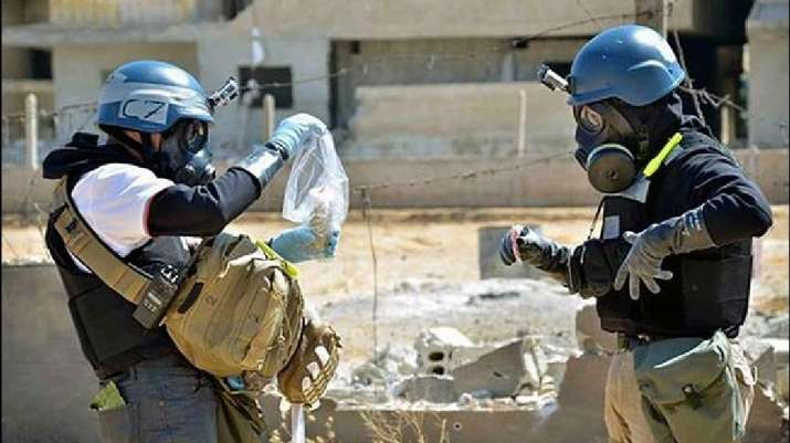 Chemical weapons provocation being planned in Syria