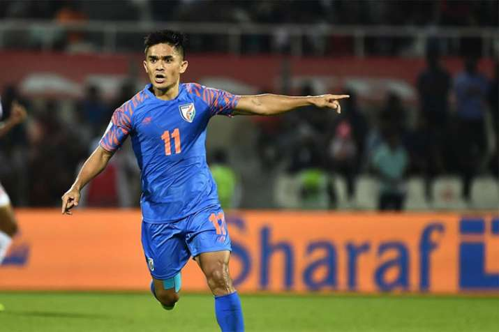 We must learn from mistakes made during first match: Sunil Chhetri ahead of North Korea clash