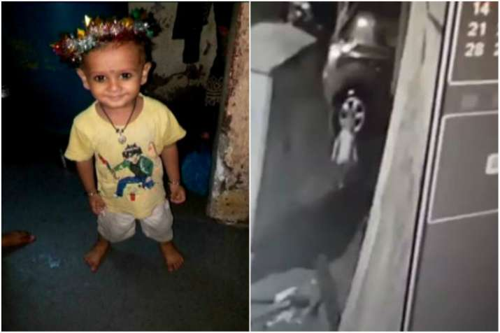 Child slips into a manhole in Navi Mumbai