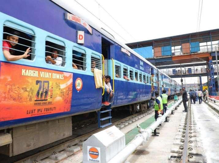 India Tv - Delhi-Varanasi Kashi Vishwanath Express