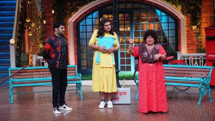 India Tv - Krushna Abhishek and Bharti Singh all set to entertain at The Kapil Sharma Show