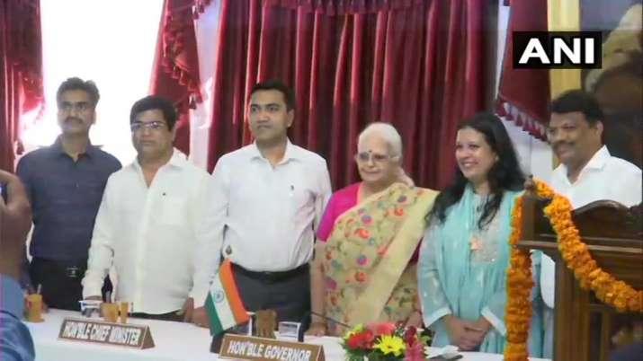 Goa Cabinet Reshuffle: CM Pramod Sawant reshuffles cabinet,