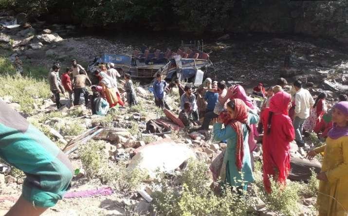Kishtwar Bus Accident