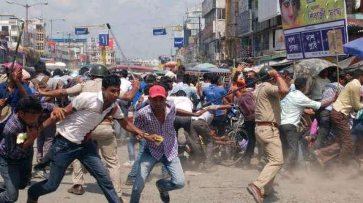 West Bengal violence (Representative)
