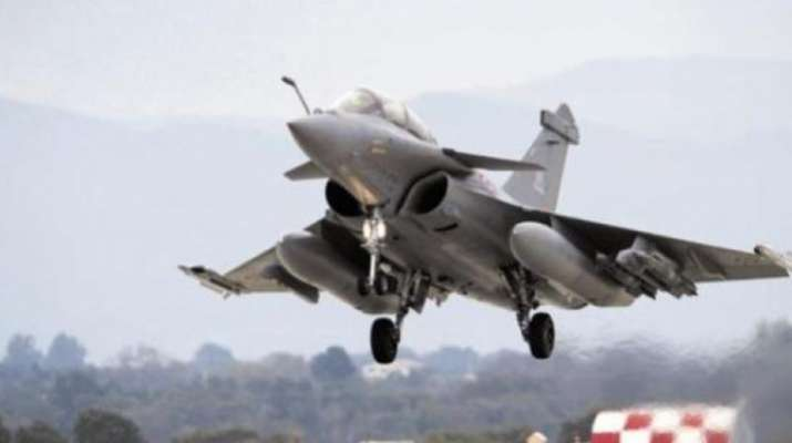 Rafale will provide IAF strategic deterrence: Defence