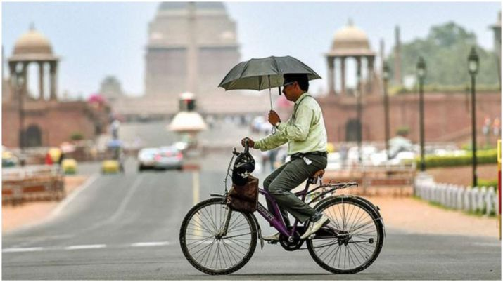 After rains, mercury slips to 25.5 degree celsius