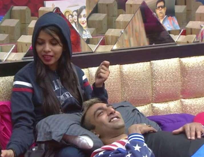 India Tv - Dhinchak Pooja in Bigg Boss 11