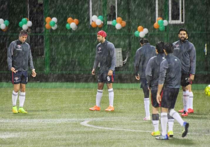 India Tv - Kargil Vijay Diwas Football Match