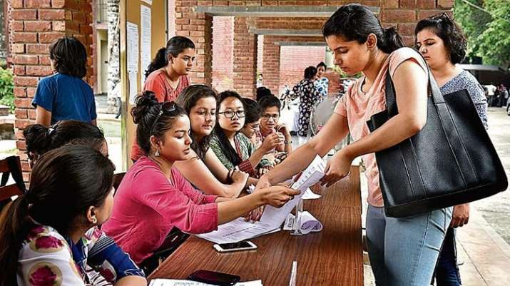 DU Admissions 2019: Over 63,000 admissions in Delhi