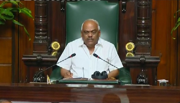 Karnataka Assembly Speaker K R Ramesh Kumar