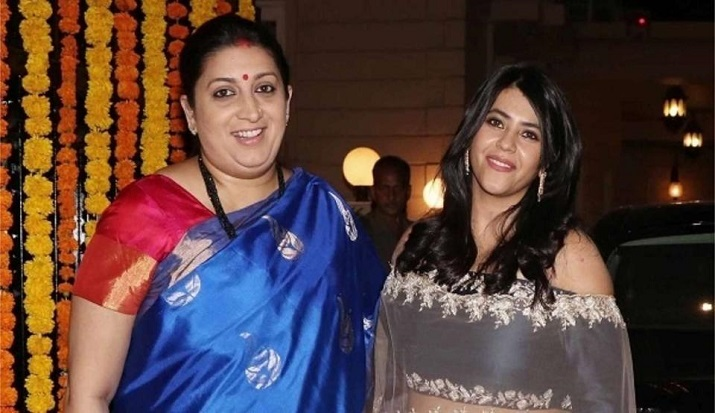 Smriti Irani and Ekta Kapoor are super happy as Kyunki Saas Bhi completes 19 years