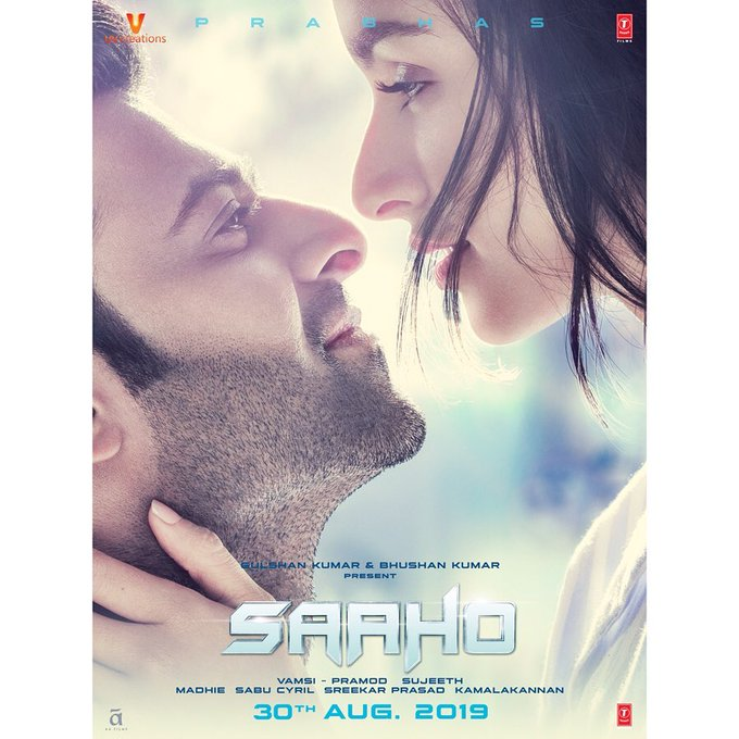 India Tv - Prabhas shares new Saaho poster