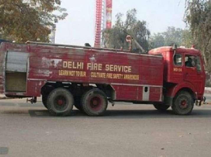Delhi hospital fire