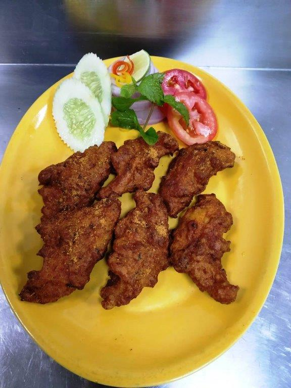 India Tv - Fish Fry at Earthen Oven