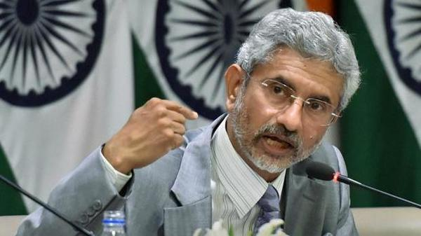 S Jaishankar in UK for Commonwealth foreign ministers'