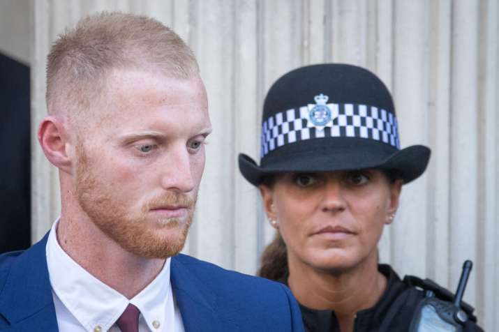 India Tv - Ben Stokes was arrested for charges of affray in September 27, 2019