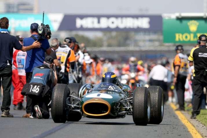 Australian GP, Melbourne's Formula 1 contract extended till