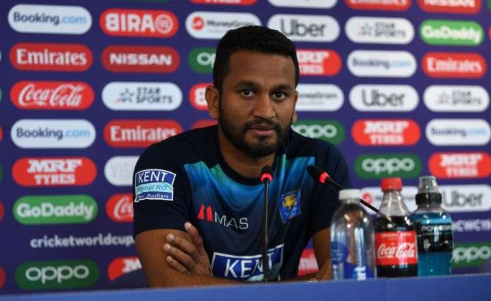 2019 World Cup India vs Sri Lanka