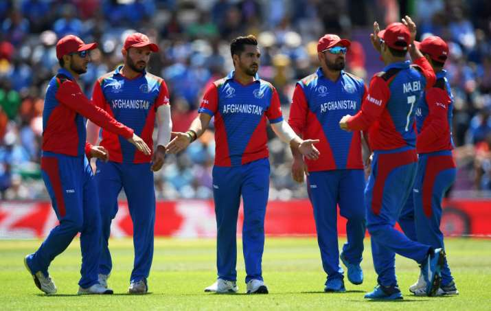 2019 World Cup: Afghanistan fast bowler Aftab Alam