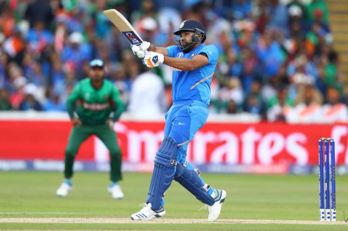 India Tv - Rohit Sharma scored five tons in the tourament.