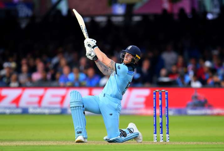 India Tv - Player of the match - Ben Stokes