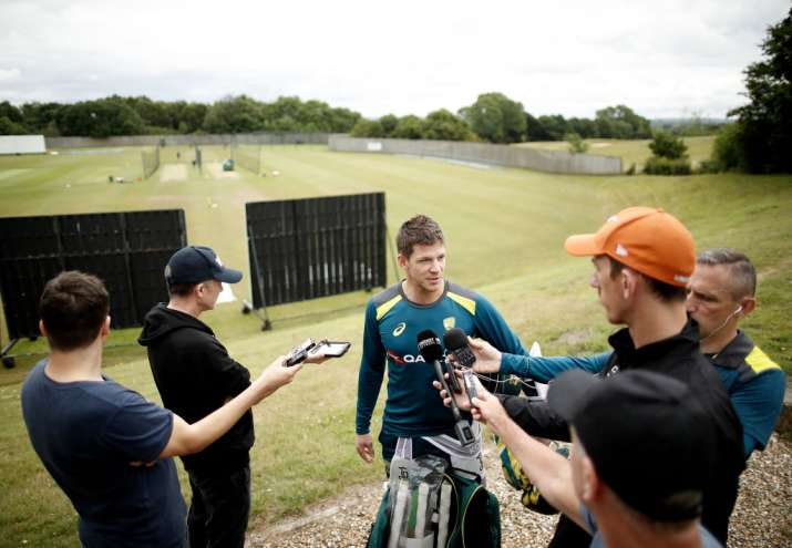 Tim Paine sure of Usman Khawaja's availability for