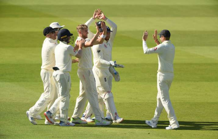 England Vs Ireland One Off Test Day 2 From Lord S