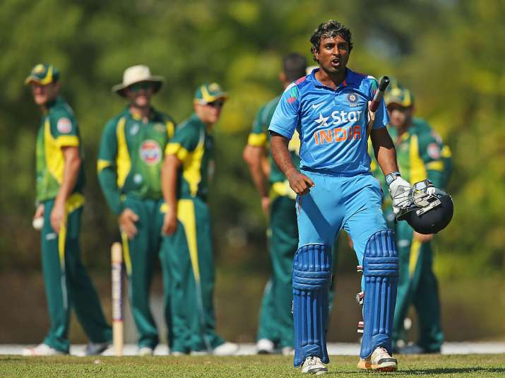 India Tv - Ambati Rayudu has forever been a consistent performer but never cemented his place in the senior squad