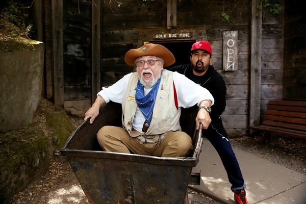 India Tv - Gold Bug Mine in Placerville, Gold Country California