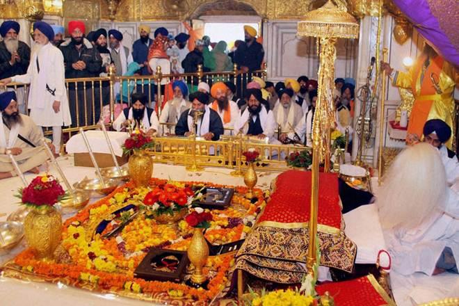 92-hour English recording of full Guru Granth Sahib released