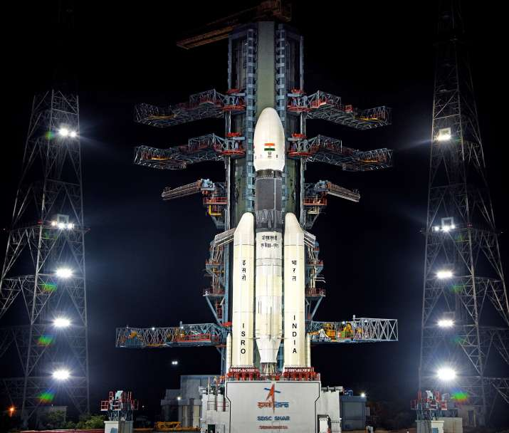 Postcards from Chandrayaan 2 launch: Magnificient pictures