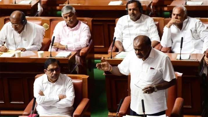 Karnataka political crisis: With 'lemon and black magic'