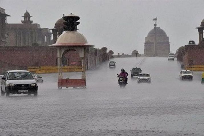 Heavy rainfall expected in Delhi, NCR in next 24 hours
