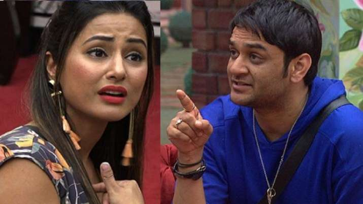 Bigg Boss 11 contestants Hina Khan and Vikas Gupta have an ugly fight over THIS on social media