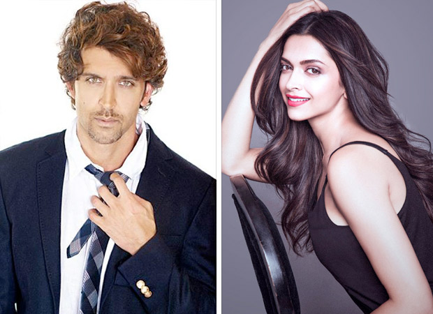 Image result for Deepika Padukone and Hrithik