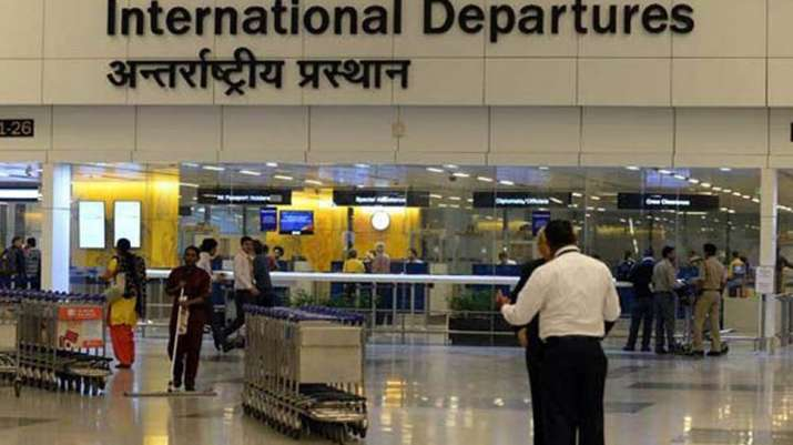 US man held for entering Delhi airport on 'fake' ticket