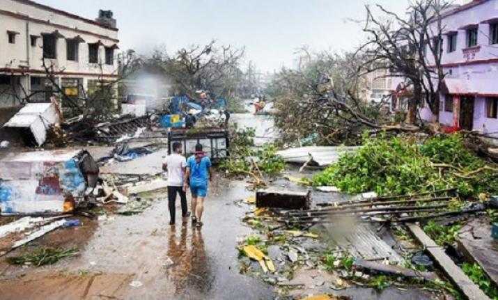 Tamil Nadu roads hit by Cyclone Gaja to get Rs 200.53 crore